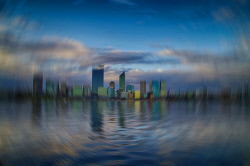 FEA-0007294 © WestPix Beautiful Perth with an artistic view. Picture: Shaun Fearn