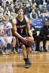 KGM-0032989 © WestPix Basketball, Goldfields Giants vs Perry Lakes Hawks, Giants' Miles Tierney. (Picture: Louise White) 10th June 2017