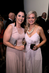 TWA-0020738 © WestPix AIM WA WestBusiness Pinnacle Awards - 2015  Clare Omodei and Laura Padrotta  Picture: Ben Crabtree The West Australian. 19/11/2015