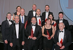 TWA-0020739 © WestPix AIM WA WestBusiness Pinnacle Awards - 2015  All Category Winners.  Picture: Ben Crabtree The West Australian. 19/11/2015