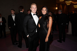 TWA-0076193 © WestPix Sandover Medal at Crown Ballroom, Crown Towers on Monday September 18th, 2017.   Kody Manning & Blair Evans  Picture: John Koh