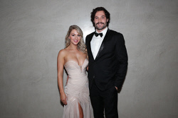 TWA-0076197 © WestPix Sandover Medal at Crown Ballroom, Crown Towers on Monday September 18th, 2017.   Jessica Rodgers & Haydn Busher Picture: John Koh