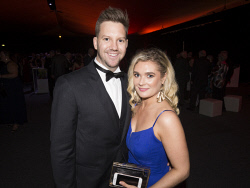 TWA-0076219 © WestPix Grady Powell & Georgia Blazevic  - Heart of WA Gala Picture by Matt Jelonek The West Australian 15 Sept, 2017