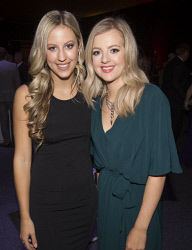 TWA-0076222 © WestPix Bec Uglow & Elisabeth Clauson - Heart of WA Gala Picture by Matt Jelonek The West Australian 15 Sept, 2017