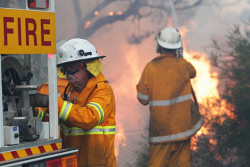 WAN-0000213 © WestPix Atwell fire Picture: Simon Santi/The West Australian 03/02/2014 ######