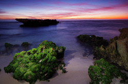 FEA-0007306 © WestPix Nice vivid sunset over the Indian ocean Perth WA. Picture: Shaun Fearn