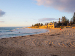 IMB-0006198 © WestPix Sunset at Cottesloe