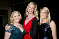 KGM-0035037 © WestPix KBCCI Business Awards, Kylie Sterry, Alison O'Toole and Kasia Benson. (Picture: Louise White) 26th August 2017