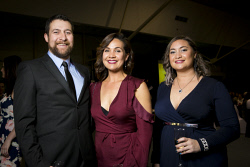 KGM-0035038 © WestPix KBCCI Business Awards, Nick Jones, Jennifer Jones and Christina Jones. (Picture: Louise White) 26th August 2017