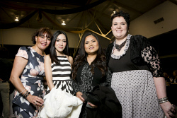 KGM-0035043 © WestPix KBCCI Business Awards, Jollene Fitzpatrick, Aya Pholsongkram, Maricel Sollitt and Cherie Fletcher. (Picture: Louise White) 26th August 2017