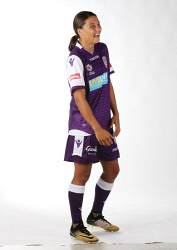 SUN-1404060 © WestPix The Sunday Times is profiling the most influential people of 2017. Pictured is Australian womens' soccer player Sam Kerr.  Picture - Justin Benson-Cooper/The Sunday Times