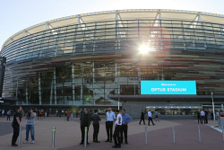 SUN-1404154 © WestPix The new Optus Stadium in Perth. Picture - Justin Benson-Cooper/The Sunday Times