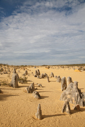 TWA-0069699 © WestPix The Pinnacles in Nambung National Park near Cervantes. Picture: Stephen Scourfield The West Australian