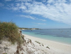 TWA-0069704 © WestPix There can be great days in winter on Rottnest Island. Picture: Stephen Scourfield The West Australian