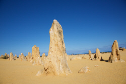 TWA-0071961 © WestPix The Pinnacles in Nambung National Park near Cervantes. Picture: Stephen Scourfield The West Australian
