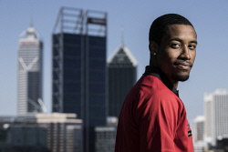 TWA-0082769 © WestPix My 2017: Perth Wildcats star Bryce Cotton. Photo by Michael Wilson, The West Australian.