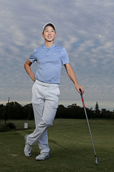 TWA-0083068 © WestPix Rising teenage Golf star Min Woo Lee is headed to the US Junior Championsips in the coming weeks. Picture: Ben Crabtree The West Australian. 05/07/2016
