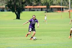 TWA-0084618 © WestPix January 26, 2018. Perth Glory training at UWA Sports Park. Neil Kilkenny. Picture: Paul Barry