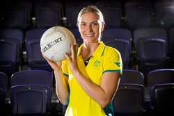 TWA-0084974 © WestPix WA's Courtney Bruce has just been named in the Commonwealth Games team for the Gold Coast. Picture: Simon Santi The West Australian
