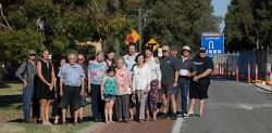 TWA-0085302 © WestPix Redcliffe residents who are upset about the impact of the closeure of Brearley Avenue. Picture: Mogens Johansen, The West Australian