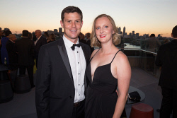 TWA-0085604 © WestPix Rowan & Eliza Macfarlane - RAC WA Sports Star Awards Picture by Matt Jelonek The West Australian 8 Feb, 2018