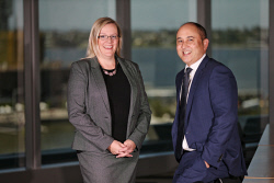 TWA-0085655 © WestPix Fiona Drummond is the incoming WA managing partner at Ernst & Young and will take the reins from outgoing chief managing partner Michael Anghie next month. 19 FEBRUARY 2018 Picture: Danella Bevis The West Australian