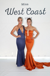 TWA-0086766 © WestPix Miss West Coast 2018 Heats 1 and 2 at The Breakwater on Saturday March 10th, 2018. Olivia Rogers & Sophia Barbagallo  Picture: John Koh.
