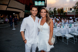 TWA-0088350 © WestPix 2018 | SWM Socials - Diner en Blanc at Yagan Square on April 7th, 2018. Photo - Justin Linney & Cat Golledge Picture: Alan Chau The West Australian.
