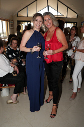 TWA-0088595 © WestPix Friends of Ngala Autumn Sundowner at Ardoss on Sunday April 15th, 2018. Michelle Newcombe & Catherine Benoit  Picture: John Koh.