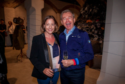 TWA-0088602 © WestPix 2018 | SWM Socials - Tom Vickers and the Extraordinary Adventure of his Missing Sock Launch at WA Shipwrecks Museum, Fremantle on April 13th, 2018. Photo - Jemma Smoult (Producer) & John Michael Swinbank Picture: Alan Chau The West Australian.