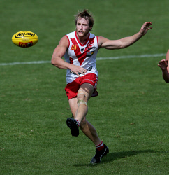 TWA-0089014 © WestPix West Perth vs South Fremantle at Joondalup Oval. 9 SF Shane Hockey. Picture: Sharon Smith The West Australian