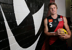 TWA-0090059 © WestPix Former St Kilda star Clint Jones is returning to WAFL, playing for the Perth Demons. Picture: Ben Crabtree The West Australian. 15/02/2016