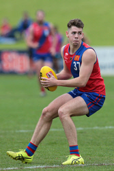 TWA-0090567 © WestPix West Perth's Tyler Keitel. WAFL - East Perth v West Perth at HBF Arena, Joondalup. 4 JUNE 2018 Picture: Danella Bevis The West Australian
