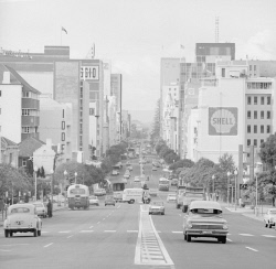 WAN-0006673 © WestPix St George's Terrace, Perth. 1967.  Picture by: Ray Ogborne