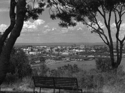 WAN-0029347 © WestPix View of Perth from Kings Park. Circa 1937.  WAN Historical Archive